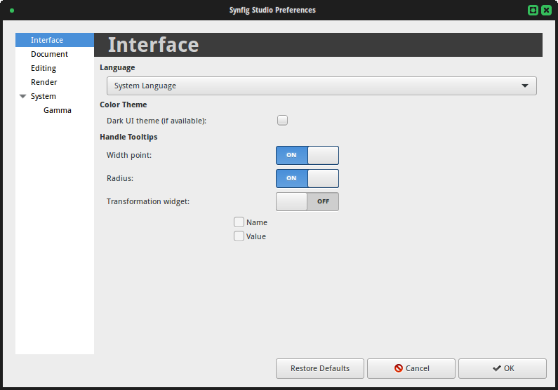 Preferences-Interface current.png