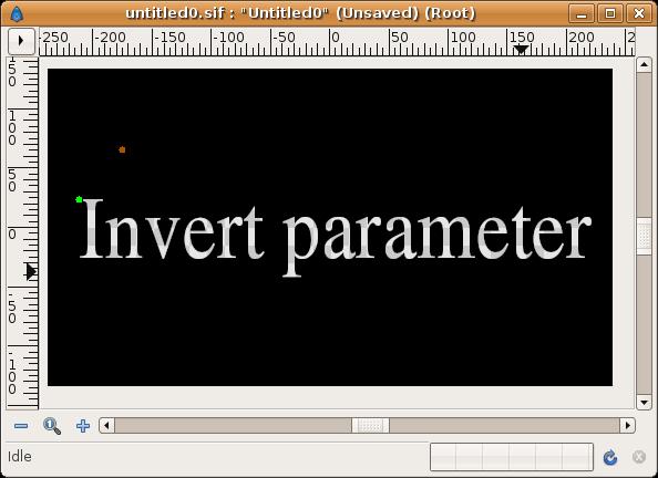 Invert Parameter on
