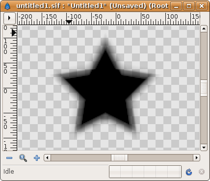 Image:Star Feather Cross-Hatch Blur.png