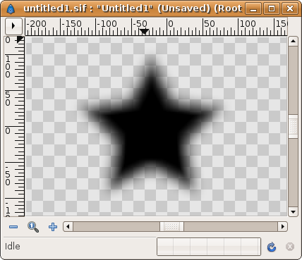 Image:Star Feather Fast Gaussian Blur.png