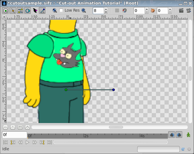 Doc:Cut-out Animation - Synfig Animation Studio